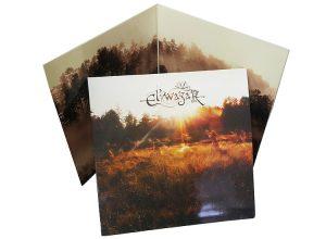 12 inch vinyl gatefold sleeve Eliwagar