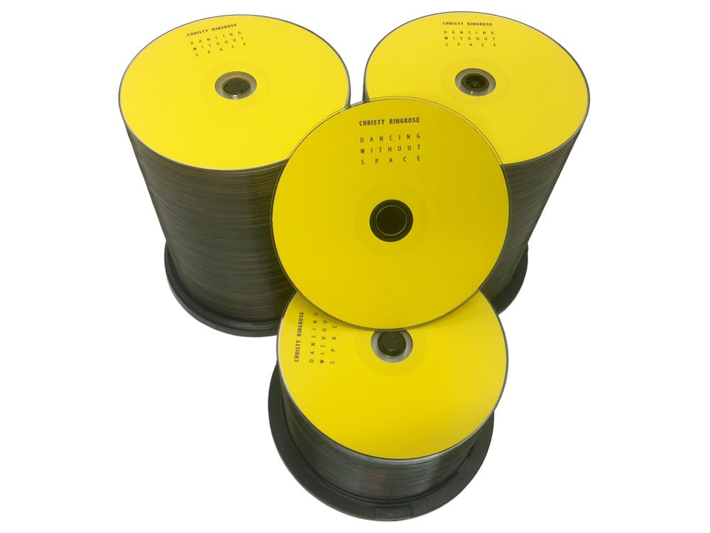 CD duplication spindle