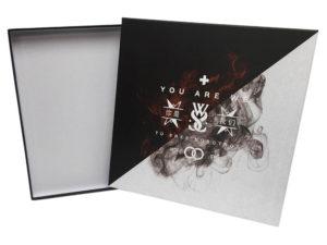 12 inch vinyl presentation box