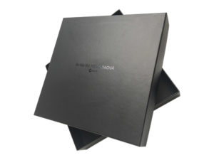 Presentation box vinyl special edition gift box
