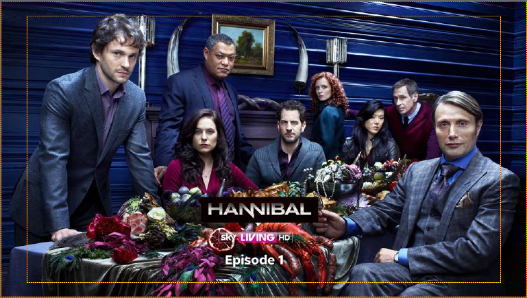 Hannibal DVD menu