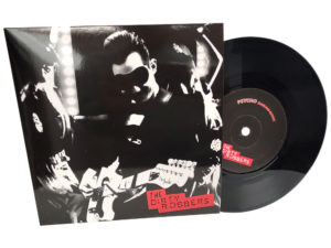 7 inch sleeve with gloss lamination The Dirty Robbers